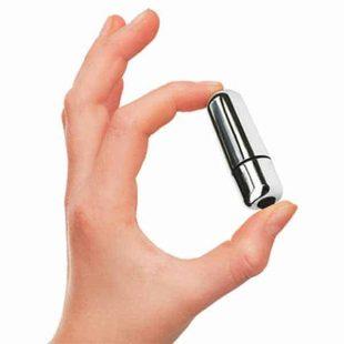 Vibrador Mini Vibe Bullets Prateado