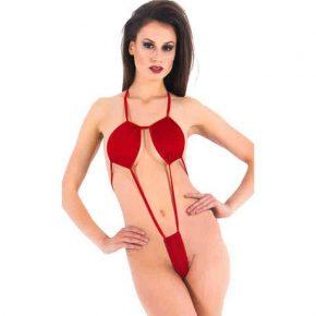Body Vixson 910 Vermelho