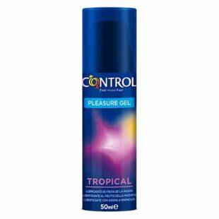 Lubrificante Control Pleasure Tropical 50ml.