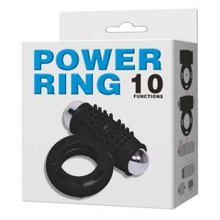 Anel Vibratório Power Cock Ring