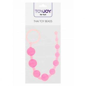 Bolinhas Anais Thai Toy Beads Rosa