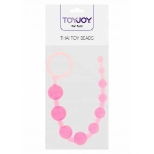 Bolinhas Anais Thai Toy Beads Rosa