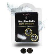 Bolinhas Explosivas Anais Brazilian Balls 2un