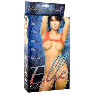 Boneca Insuflável Elle Celebrity