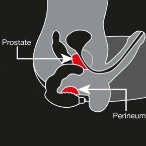 Estimulador da Próstata Bad Boy Anal Stimulator