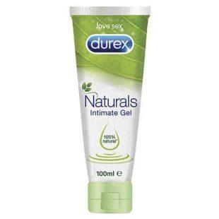 Gel Lubrificante Durex Naturals 100ml
