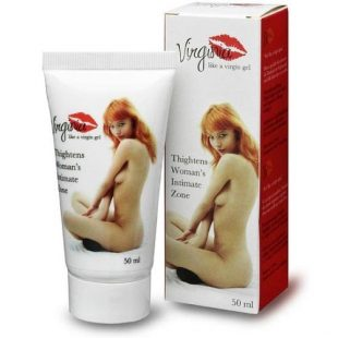 Gel Reafirmante Vaginal Virginia 50ml