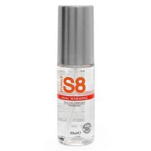 Lubrificante Anal Stimul8 Efeito Calor 50ml