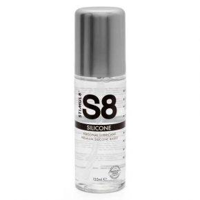 Lubrificante Silicone Premium Stimul8 125ml