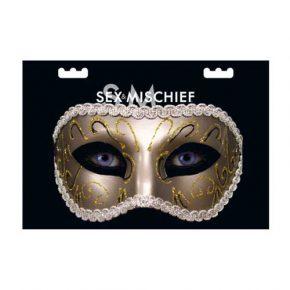 Máscara Sex & Mischief Grey