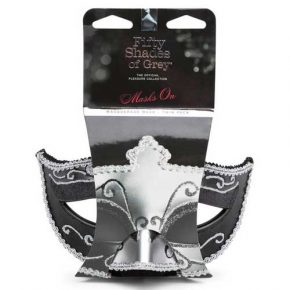 Máscaras Fifty Shades Of Grey Pack 2 Unidades