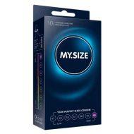 Preservativos 69mm My.Size 10un