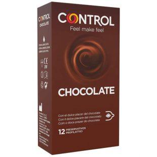 Preservativos Control Chocolate Addiction 12un
