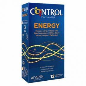 Preservativos Control Energy 12un