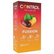 Preservativos Control Fussion 12un