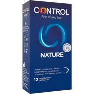 Preservativos Control Nature 12un