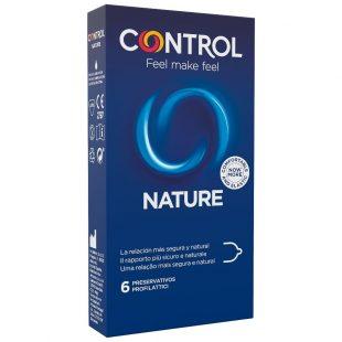 Preservativos Control Nature 6un