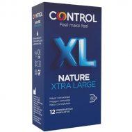 Preservativos Control Nature XL 12un