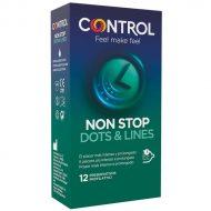 Preservativos Control Non Stop 12un