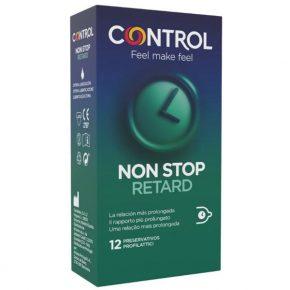 Preservativos Control Non Stop Retard 12un