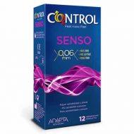 Preservativos Control Senso 12un