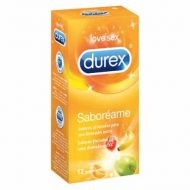 Preservativos Durex Saboreia-me 12un