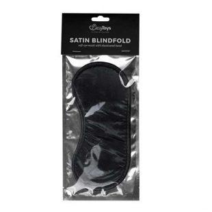 Venda EasyToys Satin Blindfold Preta