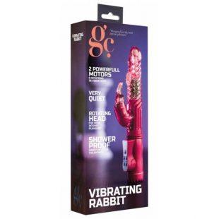 Vibrador GC Vibrating Rabbit Rosa