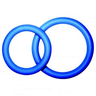 Anéis de Erecção Potenz Duo Penis Rings 2un