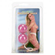 Bolas Vaginais Orgasm Balls Rosa