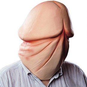 Máscara Cabeça de Pénis