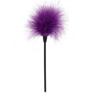 Pluma Sexy Feather Tickler Roxa