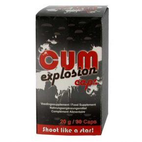 Cápsulas Cum Explosion 30un