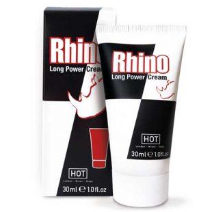 Creme Retardante Rhino Long Power 30ml