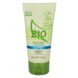 Gel Lubrificante Vegan Bio Super 50ml
