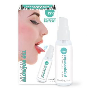 Gel para Sexo Oral Blowjob Optimizer Menta 50ml