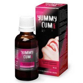 Gotas Yummy Cum 30ml