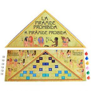 Jogo Erótico Pirâmide Proibida