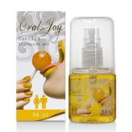 Spray para Sexo Oral Joy Baunilha 30ml