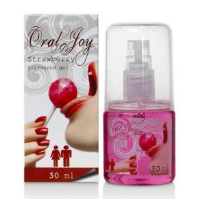 Spray para Sexo Oral Joy Morango 30ml