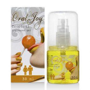 Spray para Sexo Oral Joy Tropical 30ml