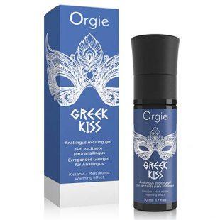 Gel Excitante para Anallingus Orgie Greek Kiss 50ml