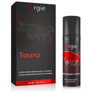 Gel Potenciador Masculino Orgie Touro Power 15ml