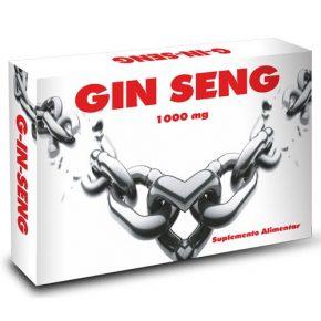 Gin Seng Cápsulas