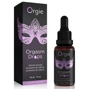 Gotas Excitantes do Clitóris Orgie Orgasm Drops 30ml