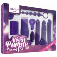 Kit Mega Purple Sextoys