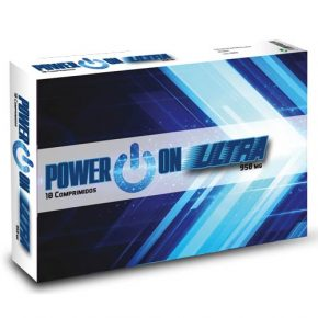Power On Ultra Comprimidos