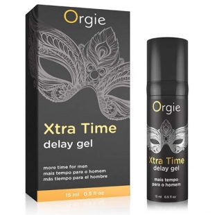 Retardante Orgie Xtra Time Delay Gel 15ml