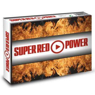 Super Red Power Comprimidos