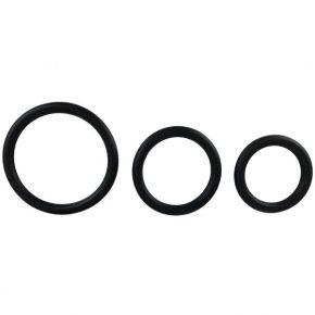 Anéis de Pénis Intimen Silicone Cock Rings 3un